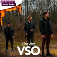 Logo of the podcast VSO interview dans Les Instants Privilégiés Hotmixradio.