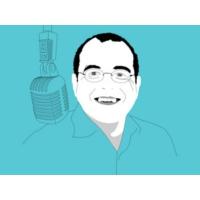 """Logo du podcast Nuno Artur Silva: """"O humorista não derruba a Gioconda, o humorista coloca um bigode na Gioconda"""""""