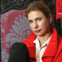 Logo of the podcast Lionel Shriver Reads T. C. Boyle