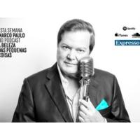 """Logo du podcast Marco Paulo: """"As pessoas perguntam-me 'Porque é que Marcelo nunca condecorou Marco Paulo?'"""""""
