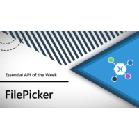 Logo of the podcast File Picker (Xamarin.Essentials API of the Week) | The Xamarin Show