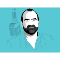 """Logo du podcast Daniel Oliveira: """"Conheci estalinistas e fascistas com corações maravilhosos. Todos nós transportam…"""