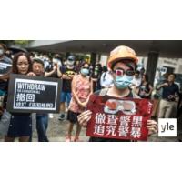 Logo du podcast Kiina murentaa Hongkongin asemaa