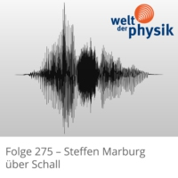 Logo of the podcast Folge 275 – Schall