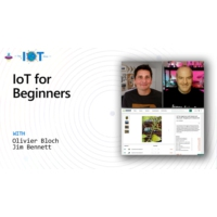 Logo of the podcast IoT for Beginners | Internet of Things Show