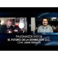 Logo du podcast Palomazos S1E126 - El Futuro de la Exhibición (Con Jaime Rosales)