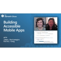 Logo du podcast Building Accessible Mobile Apps | The Xamarin Show | The Xamarin Show