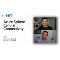 Logo of the podcast Azure Sphere Cellular Connectivity | Internet of Things Show
