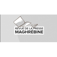 Logo of the podcast Revue de presse maghrébine