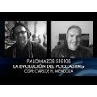 Logo du podcast Palomazos S1E105 - La Evolución del Podcasting