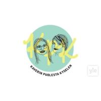 Logo du podcast Kähmijä lauteilla, yllätys löylykiulussa ja muita saunapäivän stooreja