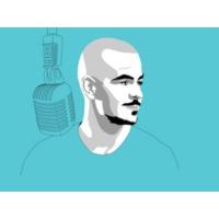 """Logo du podcast Luís Franco-Bastos: """"Um amigo que se ofenda com uma piada não é um amigo assim tão bom. O único mau…"""