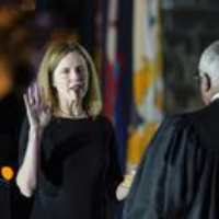 Logo du podcast Judge Amy Coney Barrett Confirmed for U.S. Supreme Court 2020-10-27