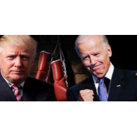 Logo of the podcast جو بايدن يتقدم على منافسه دونالد ترامب في السباق نحو البيت الأبيض