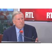 """Logo of the podcast Aéroports de Paris : le référendum est une """"attaque surprise"""" selon Duhamel"""