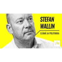 Logo of the podcast Elämä ja politiikka: Stefan Wallin