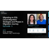 Logo du podcast Migrating to SQL: Cloud Migration Strategies and Phases in Migration Journey (Ep. 1)  | Data Exposed