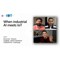 Logo of the podcast When industrial AI meets IoT | Internet of Things Show