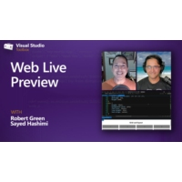 Logo of the podcast Web Live Preview | Visual Studio Toolbox