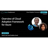 Logo of the podcast Overview of Cloud Adoption Framework for Azure | Introduction Ep.1: Cloud Adoption Framework | Azur…