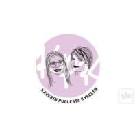 Logo du podcast Pissalla livelähetyksessä ja muita kömmähdyksiä