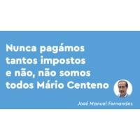 Logo of the podcast Não, não somos todos Mário Centeno