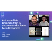 Logo of the podcast AI Show | Automate Data Extraction from ID documents with Azure Form Recognizer  | Episode 26 | AI …