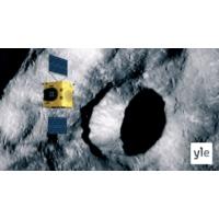 Logo of the podcast Maata uhkaavien asteroidien torjuntaa aletaan tutkia - puhutaan planeetanpuolustuksesta.