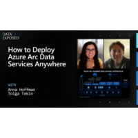 Logo of the podcast How to Deploy Azure Arc Data Services Anywhere | Data Exposed