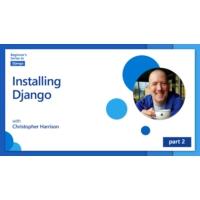 Logo of the podcast Installing Django [2 of 24] | Beginner's Series to: Django | Beginner's Series to: Django