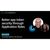 Logo du podcast Better app token security through Application Roles | Azure Enablement