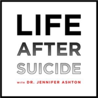 Logo of the podcast Happiness after Tragedy: Vic Strecher and Dan Harris