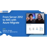 Logo of the podcast From Server 2012 to AKS with Azure Migrate | The DevOps Lab