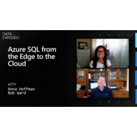 Logo of the podcast Azure SQL from the Edge to the Cloud | Data Exposed