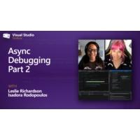 Logo of the podcast Async Debugging Part 2 | Visual Studio Toolbox