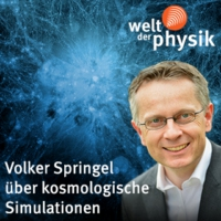 Logo of the podcast Folge 220 – Kosmologische Simulationen