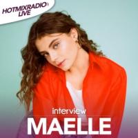 Logo of the podcast MAELLE interview dans Les Instants Privilégiés Hotmixradio.