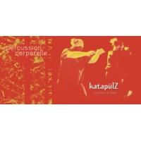 Logo of the podcast Katapültz, la musique des corps.