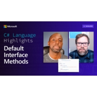 Logo du podcast C# Language Highlights: Default Interface Methods | On .NET