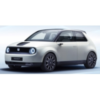 Logo du podcast Honda-E, électrique du futur