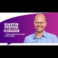 Logo of animator Martin Pfeffer