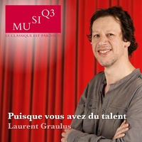 Logo de l'animateur Laurent Graulus