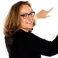 Logo of animator Corinne Schneider