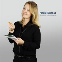 Logo of animator Marie Dufour