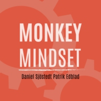 Logo of the podcast Monkey mindset – mental träning