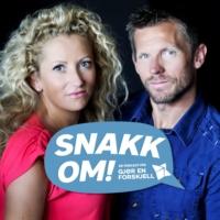 Logo of the podcast Snakk om
