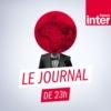Logo of the podcast Journal de 23h
