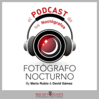 Logo of the podcast Fotógrafo Nocturno