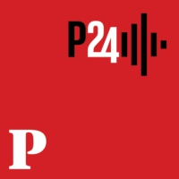 Logo of the podcast P24