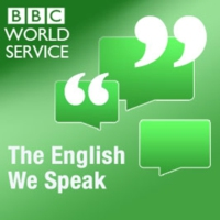 Logo of the podcast The English We Speak